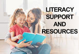 image states literacy support and resources